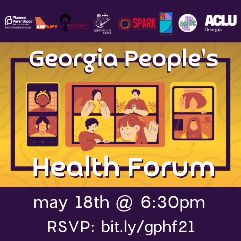 Georgia People's Health Forum